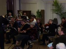 Norse Home - Second Violins and Violas